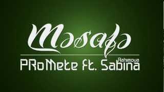Baixar PRoMete ft. Səbinə Rəhimova — Məsafə (Audio)