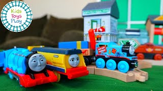 Thomas and Friends Mystery Surprise Box Toy Unboxing
