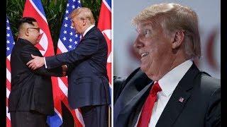 North Korea to FINALLY return US sold iers after Kim Trump summit success