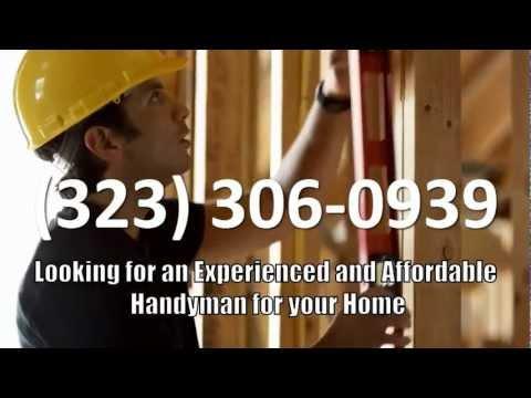 Handyman Huntington Park CA   (323) 306-0939