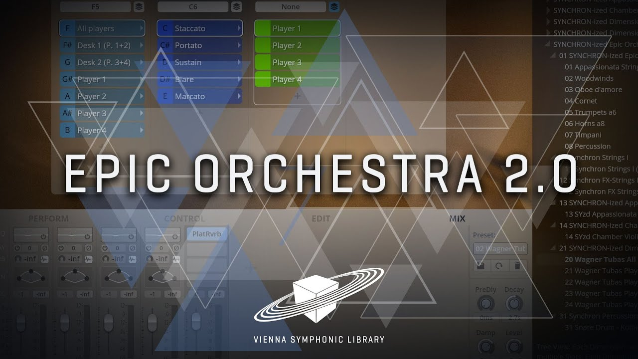 First Look: Epic Orchestra 2  0 by Vienna Symphonic Library - Sample