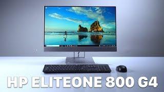 Trên tay HP EliteOne 800 G4