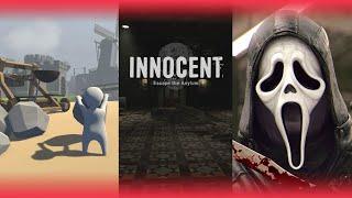 HFF | Deceit | DBD | Killer | Funny Game Play | MidFail-YT 🔴 Live Stream