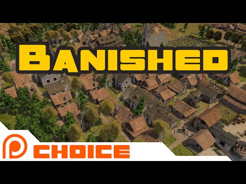 Patreon Game Of The Month: Banished - Part 1