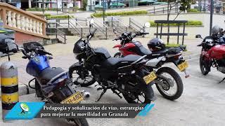 Pedagogía y señalización de vías, estrategias para mejorar la movilidad en Granada