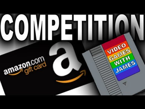 (CLOSED) 15000 Subscribers - Win An Amazon Video Game Gift Card From Me