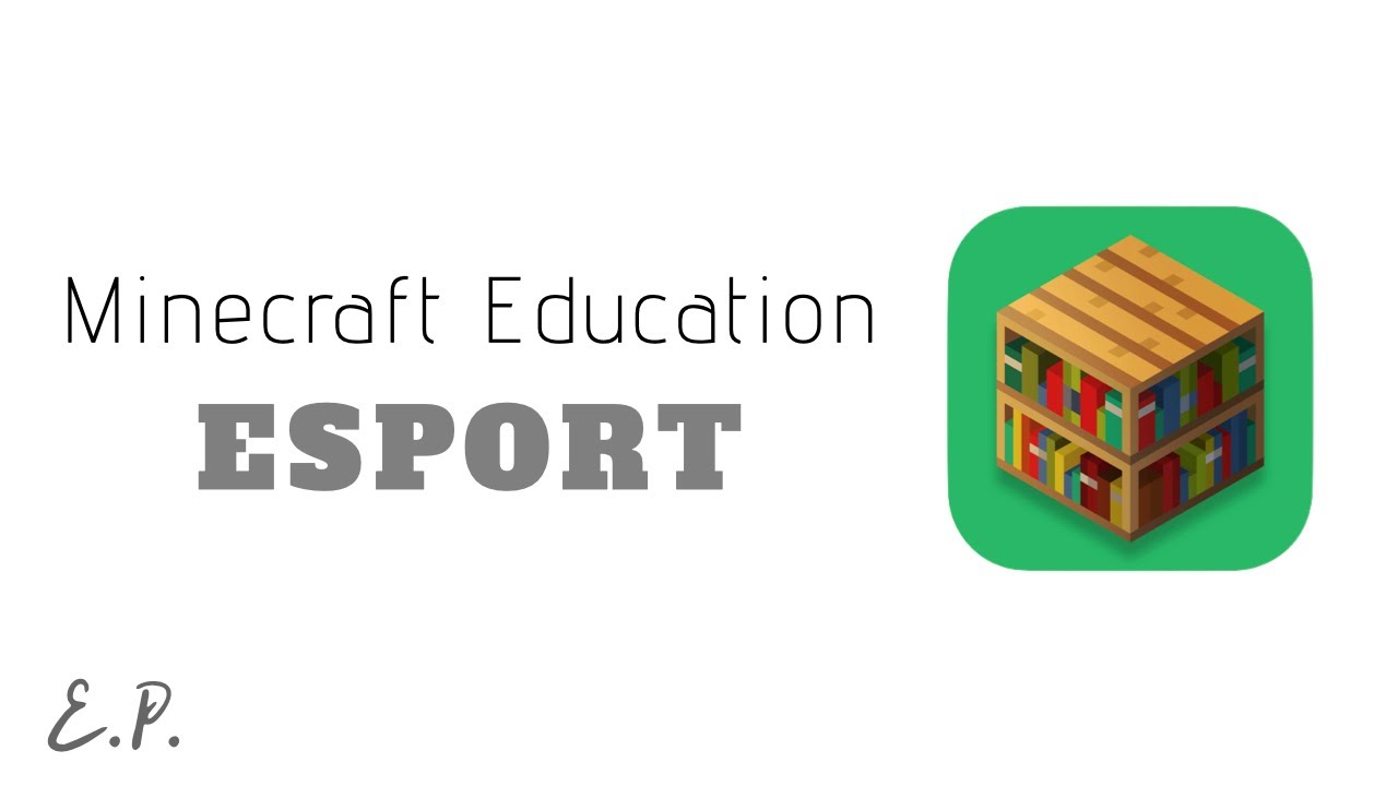 Esports In Education - Competitive Minecraft