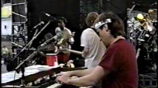 Traffic - Pearly Queen - Live @ Buckeye Lake July 1994