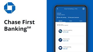 Chase First Banking℠ –  Learn all about the account designed just for kids
