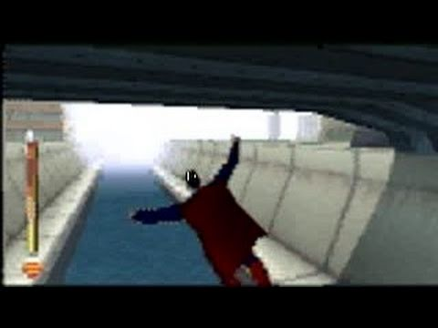 Superman (1999) Nintendo 64 Gameplay_1998_09_16