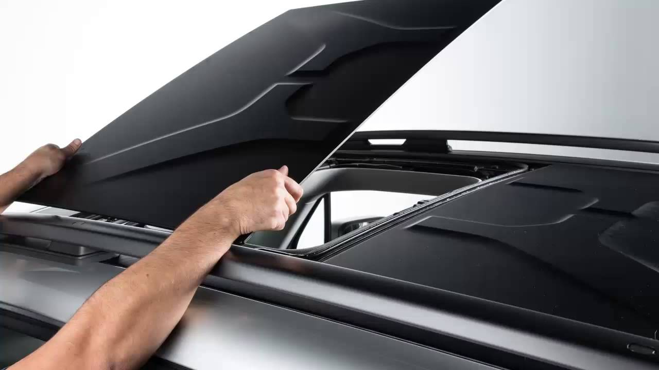 Jeep Renegade Roof >> 2015 Jeep Renegade | MySky Open Air Roof System - YouTube