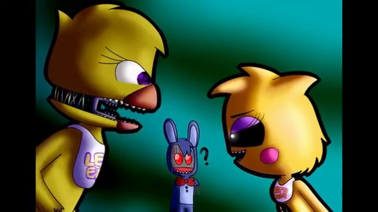 Toy Chica And Toy Bonnie Kids