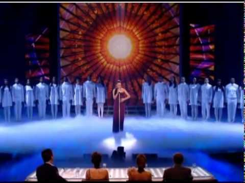 REBECCA FERGUSON- THE X FACTOR 2010- AMAZING GRACE- SEMI-FINAL- FULL VERSION