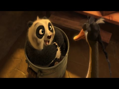 Download Baby Po scene - Kung Fu Panda 2   Hindi