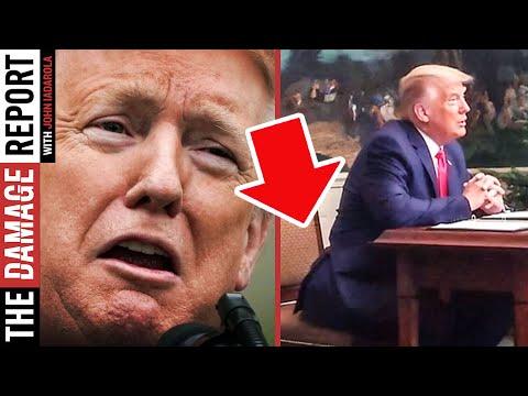 Trump LOSES IT, Caught In A Diaper?!