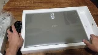 LG Gram 17 inch 2019 Unboxing. So Light, It's Unreal!!!