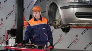 Sami popravite avtomobil: video navodila