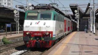Il meglio del 2017 - The best of 2017 3/5 - Ferrovia Milano Bologna e Milano Rogoredo
