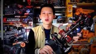 Repeat youtube video รีวิวรถบังคับดริฟท์สายพาน KASEMOTO GRAVITY (7,200บ.) By ตุ้ย แมดทอย