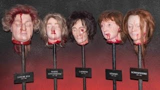 Madame Tussauds Chamber of Horrors London full walk through
