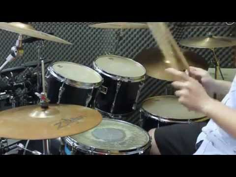 Holding Nothing Back-Jesus Culture (Drum Cover)