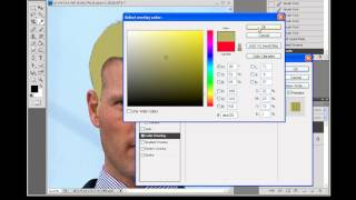 Урок Photoshop 19.14. Виртуальная парикмахерская