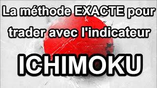 La méthode exacte pour trader avec l'indicateur ichimoku