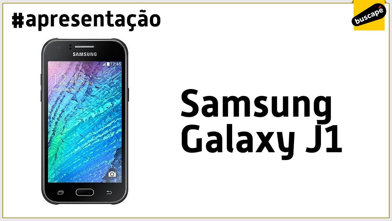 7e1d3600b Samsung Galaxy J1 - Apresentação - YouTube