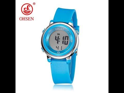 Обзор на часы OHSEN