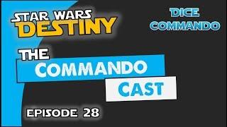 Commando Cast | Ep28 - How We Got Here