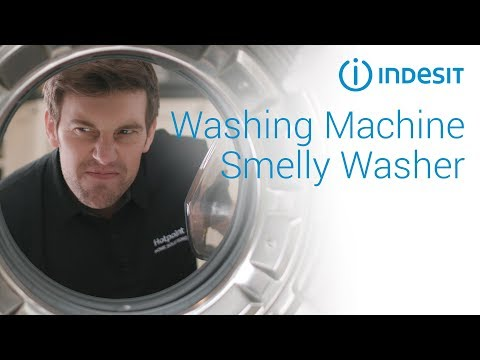How to clean a smelly washing machine | by Indesit