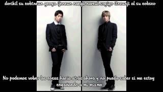 G.O ft Mir (MBLAQ) - Foolish Me [Sub español+Rom] (IRIS 2 OST)