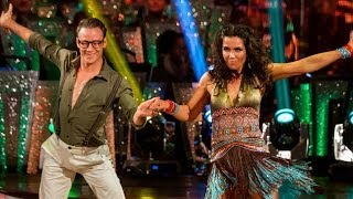 Susanna Reid & Kevin Samba to 'Whenever, Wherever' - Strictly Come Dancing: 2013 - BBC One