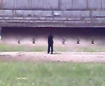 Ik Mp5 & Glock Schieten!!