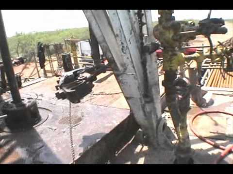 North American Drilling Corporation: Bynum Well # 2 Drilling