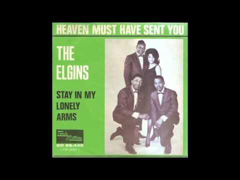 Heaven Must Have Sent You - The Elgins (1966)  (HD Quality)