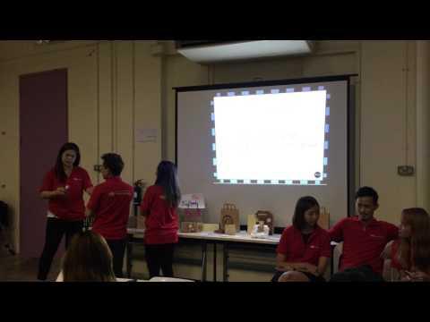 Perfume Workshop Singapore : Indoor Team Bonding