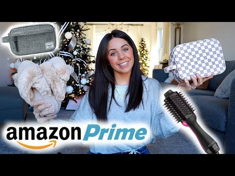 AMAZON PRIME LAST MINUTE GIFTS!