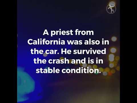 Indian archbishop, parish priest killed in California car accident