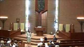 Rabbinical Candidate #3 offers Learning Session, Shabbat,  March 12, 2016