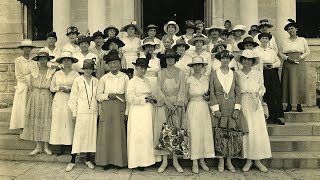 Women's Power. Women's Vote. Exhibit - Texas State Library and Archives Commission