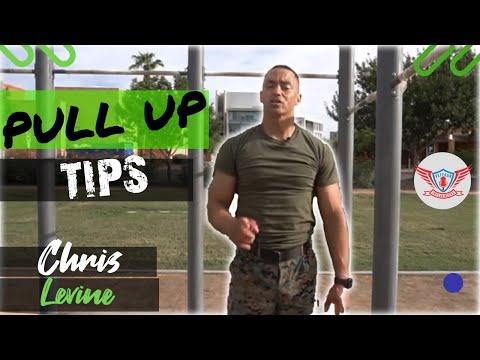 U.S MARINE PFT:  PULL UP TIPS #1