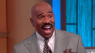 Man Vs. Spider: What the hell? || STEVE HARVEY