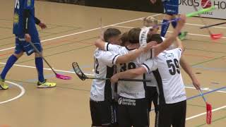 Nibacos - MLT pe 22.9.2017 (Suomen Cup) - Maalikooste