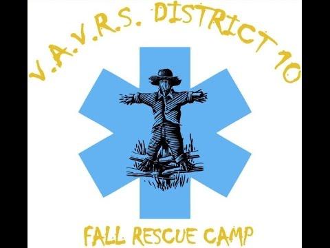 VAVRS District 10 Kids Rescue Camp History