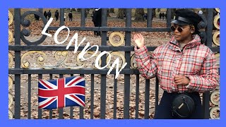 I SOLO traveled to London and it CHANGED MY LIFE! (Part 1)