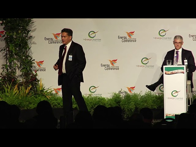 NGC President, Mark Loquan at TT Energy Conference 2019