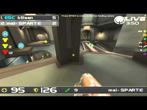 UGC Quake Live LB Spartie v Kilsen
