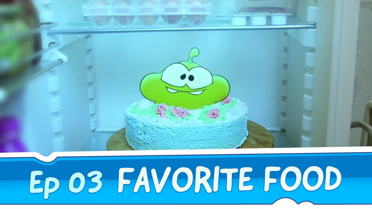 Om Nom Stories: Favorite Food (Episode 3, Cut the Rope)