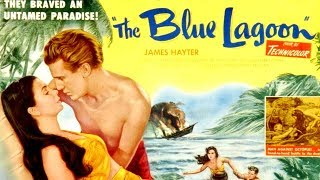 THE BLUE LAGOON // Jean Simmons, Donald Houston // Full Drama Movie // English // HD // 720p